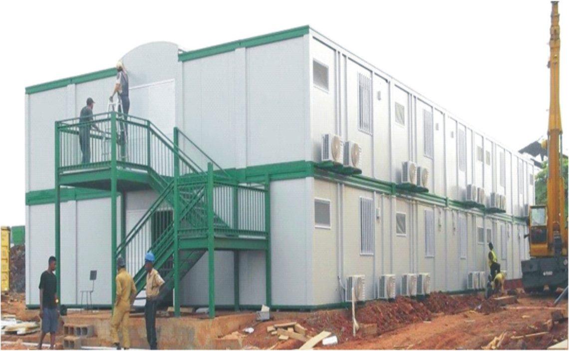 Nigerian Portable cabins