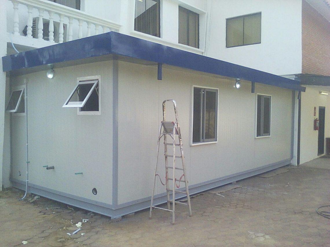 Porta Cabin Manufacturer in Lagos