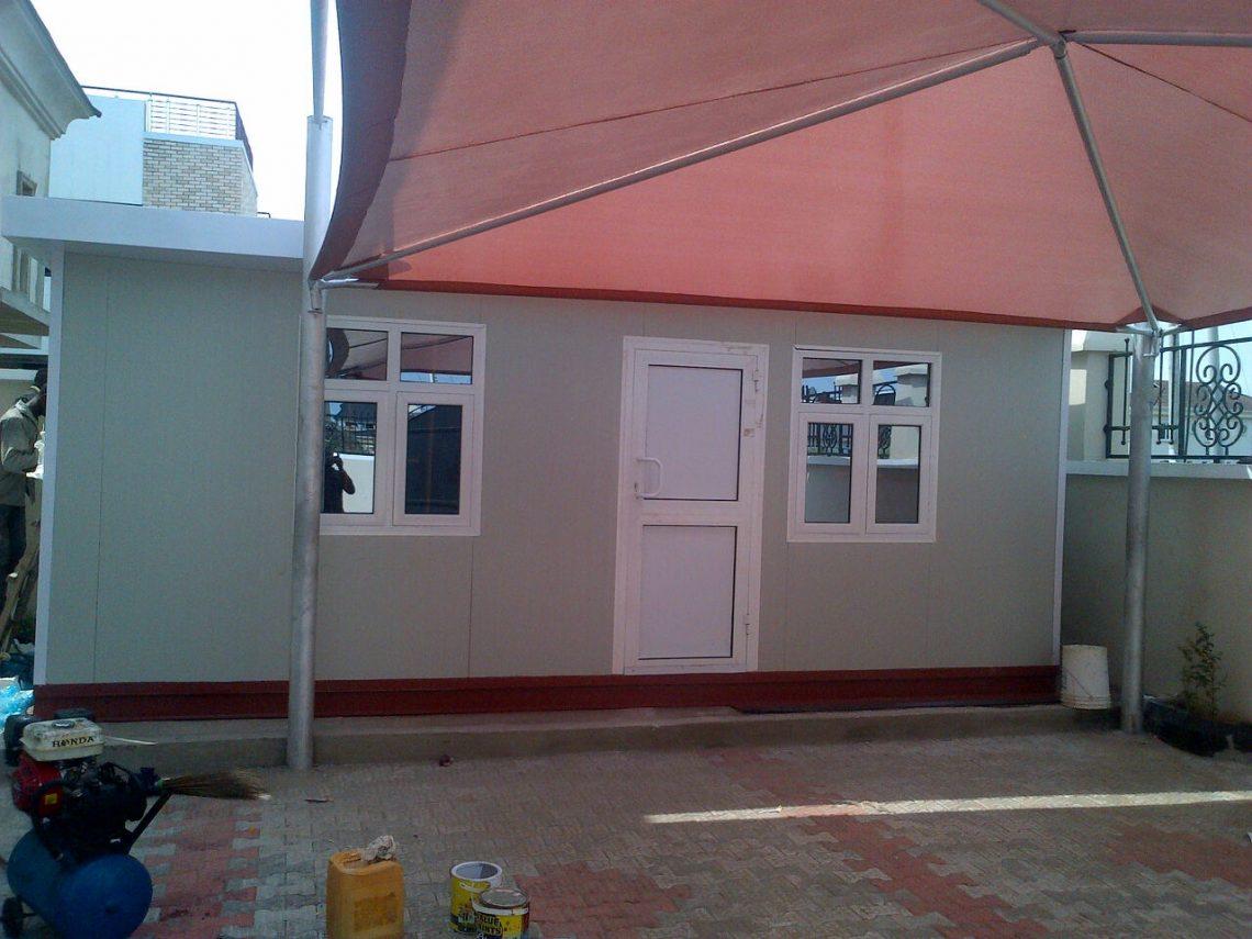 Porta cabin manufacturer in Nigeria